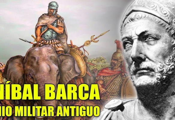 La última batalla de Aníbal: combate naval con armas biológicas