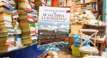 Presentación: De Salamina a las Malvinas 25 siglos de guerra naval
