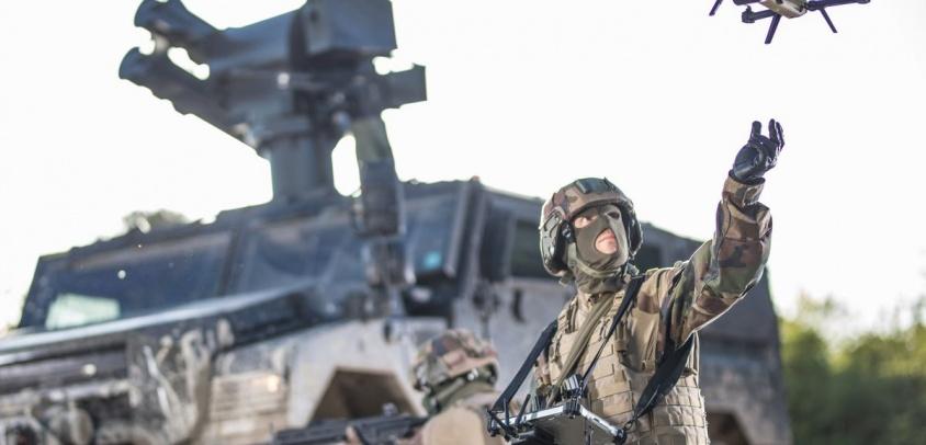 La inteligencia artificial y el factor humano al momento de analizar la guerra