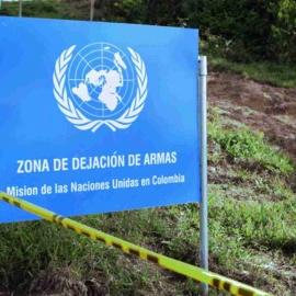 Participación institucional en la paz de Colombia
