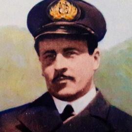 El piloto Luis Pardo Villalón y el rescate de la expedición Shackleton