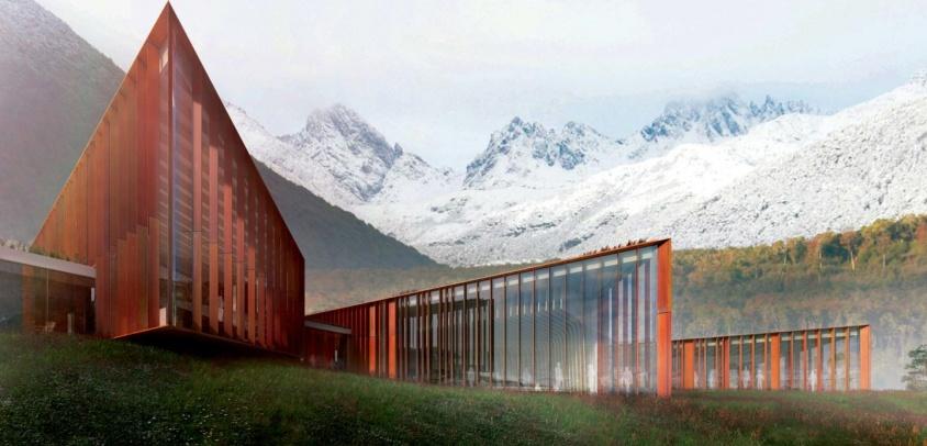 Centro Científico Sub Antártico en Puerto Williams