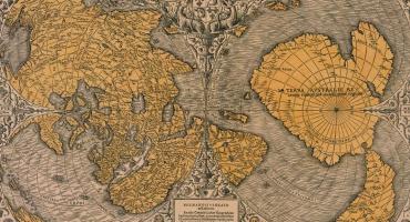 La Antártica, ¿descubierta antes de 1531?