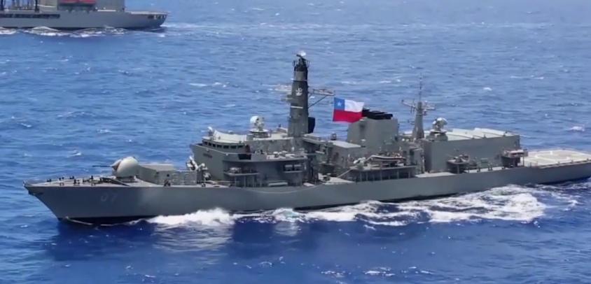 Las áreas de misión de la Armada
