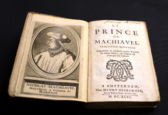 Nicolás Maquiavelo, uno de los arquitectos de la política moderna