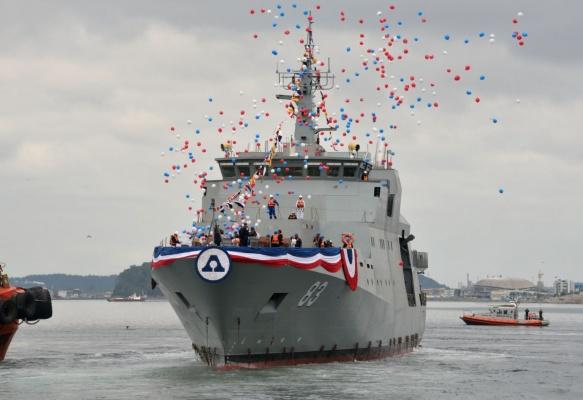 Chile necesita una estrategia de construcción naval