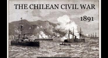 Guerra civil de 1891, el desplazamiento en la percepción de la realidad