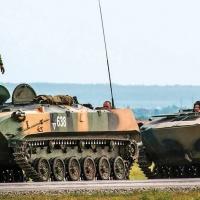 Escalada de tensión en Donbás, la frontera entre Ucrania y Rusia