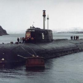 La Tragedia del Submarino Ruso Kursk