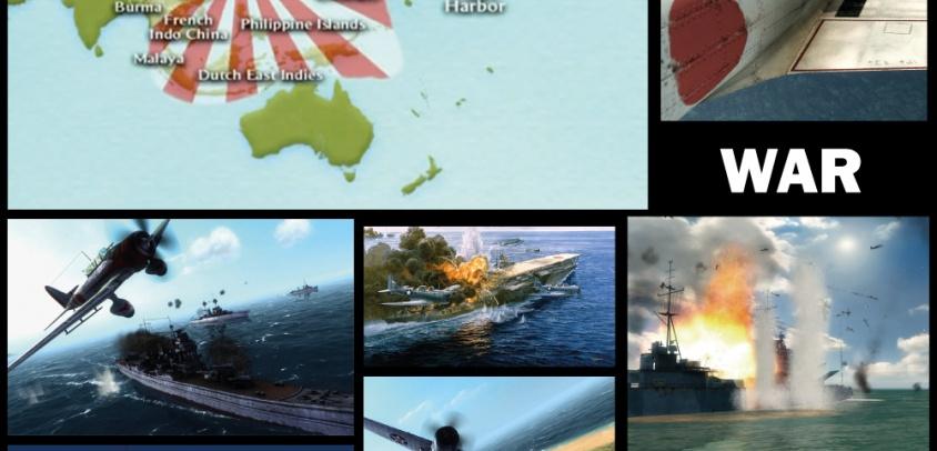 Bitácora del vicealmirante Chuichi Nagumo. Batalla de Midway