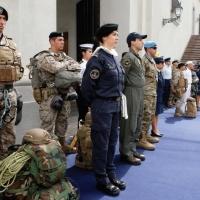 El proyecto de ley que modifica la carrera militar