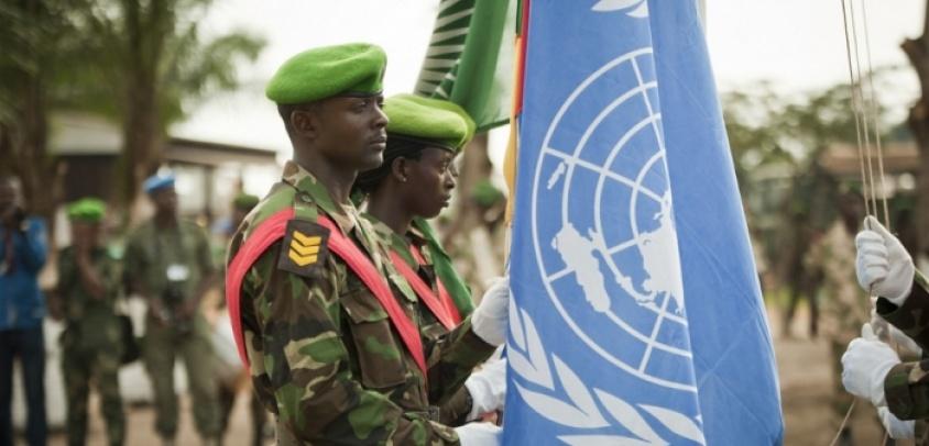 Misión de estabilización de la ONU en la República Centroafricana