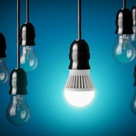 La ampolleta ha muerto, bienvenida la tecnología LED