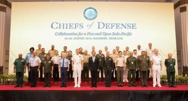 Indo - Pacífico Preocupación de futuro