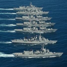 Desarrollo del poder naval de Chile en su historia