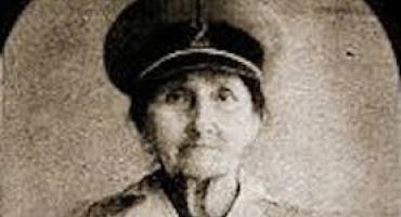 María la Grande: Remembranzas de una cantinera