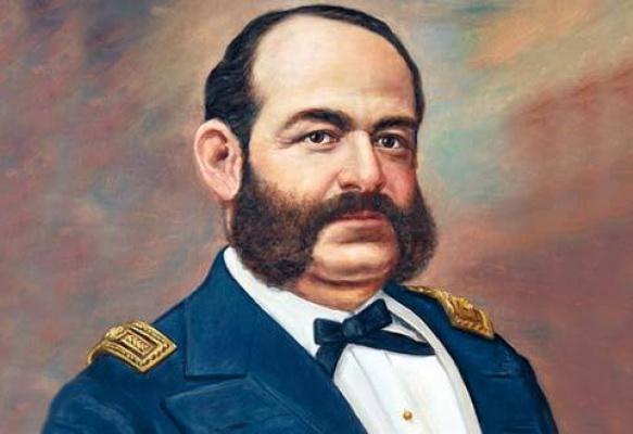 Un episodio del comandante Grau durante la guerra contra España