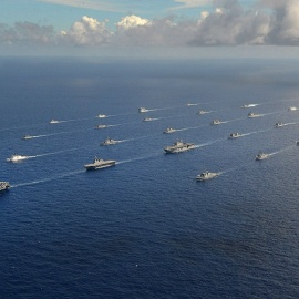 Rimpac: Balance of power in the Pacific?