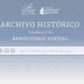 El nuevo repositorio digital de la Armada