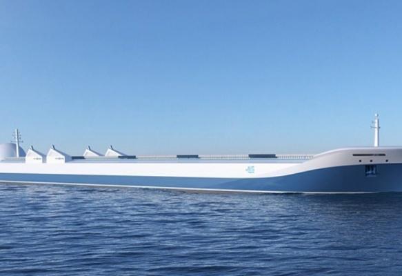 El transporte marítimo del futuro