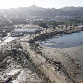 Tsunami en Coquimbo