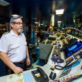 Gestión de riesgo cibernético y la autoridad marítima
