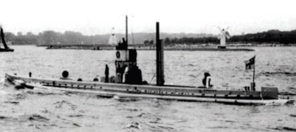 El submarino, su trayectoria centenaria y su vigencia en el