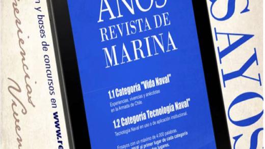 """Premios """"Revista de Marina"""" año 2019"""