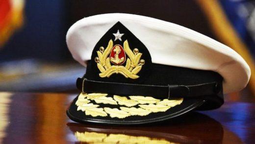 Alto mando naval 2020