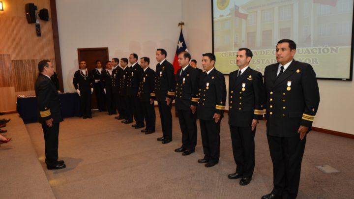 Ceremonia de Graduación del Curso de Estado Mayor 2011