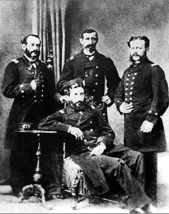 Grau, Montero, García y García, Ferreyros.
