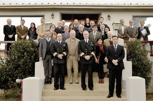 Asamblea del CONA.