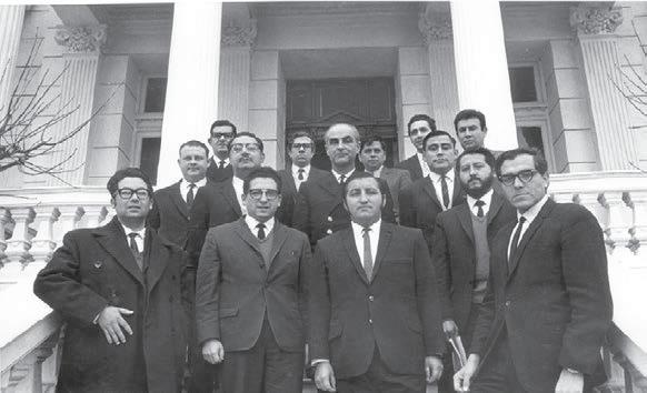 Comité planicador del Plan Decenal Chileno de Investigaciones Oceanográcas 1970-1980.