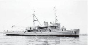 AGS 64 Yelcho