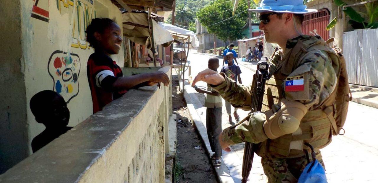 Haití  término de la misión a1b06facc93
