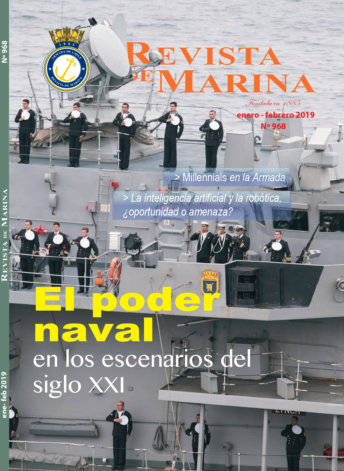 Última edición: Año CXXXIV, Volumen 136, Número 968