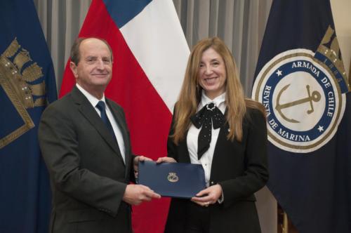 Profesora Civil Lisbeth Concha Gfell
